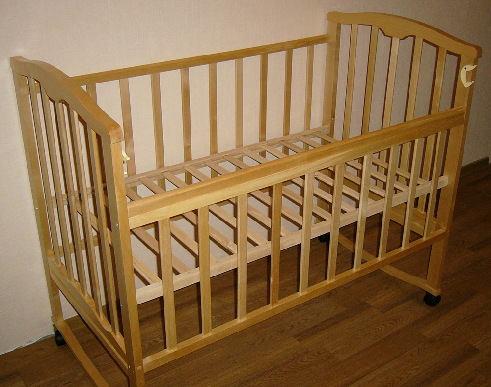 Как собрать кровать детскую