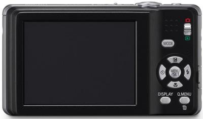 цифровой фотоаппарат Panasonic Lumix DMC-FS10